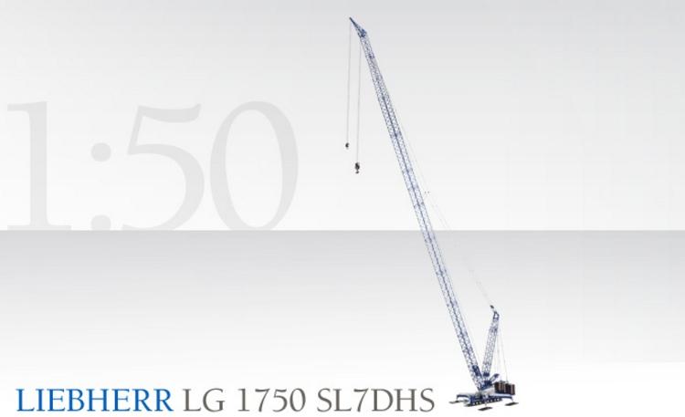 Liebherr LG 1750 Maxikraft