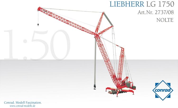 Liebherr LG1750 Nolte