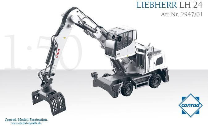 Liebherr LH 24 white