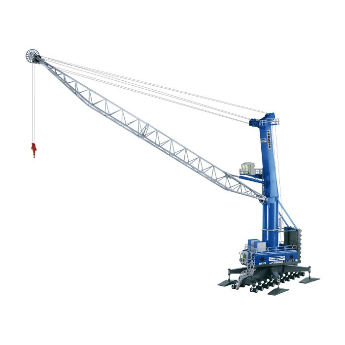 Liebherr LHM 500 Wallmann & Co