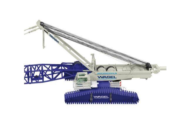 Liebherr LR 1600-2 + Derrick Wasel