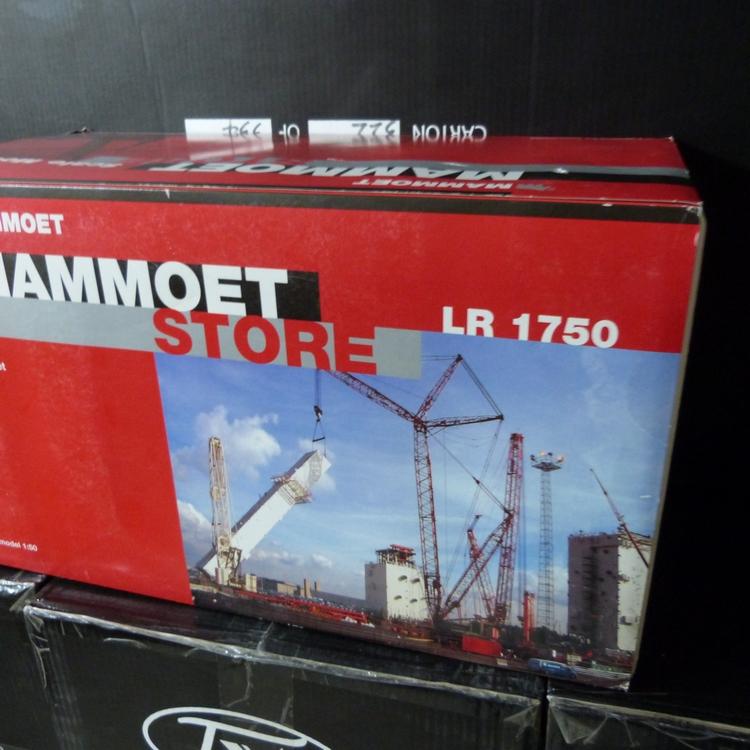 Liebherr LR 1750 Mammoet