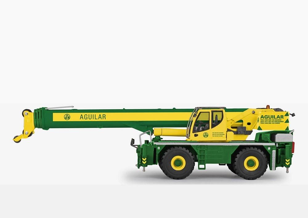 Liebherr LRT 1100 - 2.1 Mobilkran  Aguilar