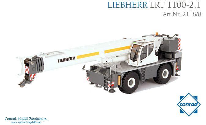 Liebherr LRT 1100-2.1.