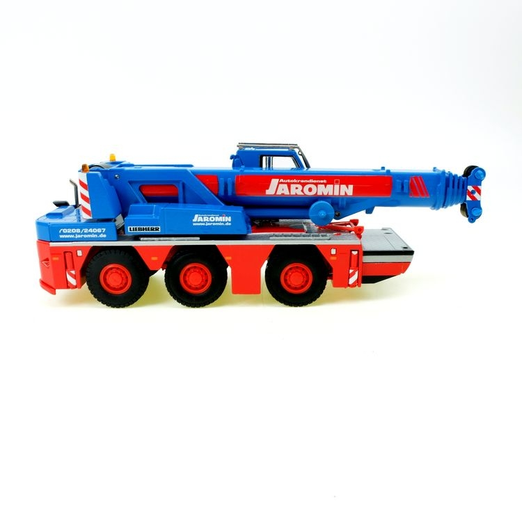 Liebherr LTC 1045-3.1 Mobilkran Jaromin