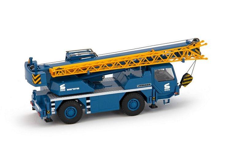 Liebherr LTM 1030-2.1 Sarens