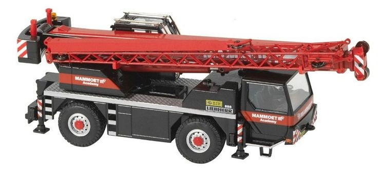 Liebherr LTM 1030 Mammoet