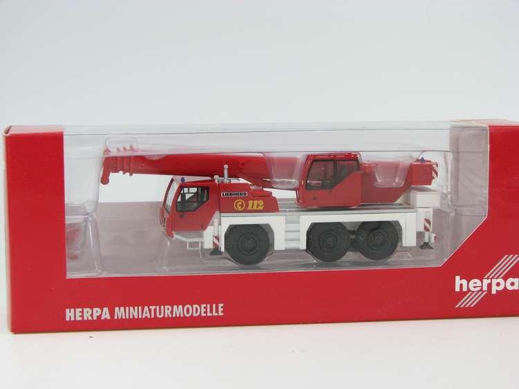 Liebherr LTM 1045/1 Feuerwehr