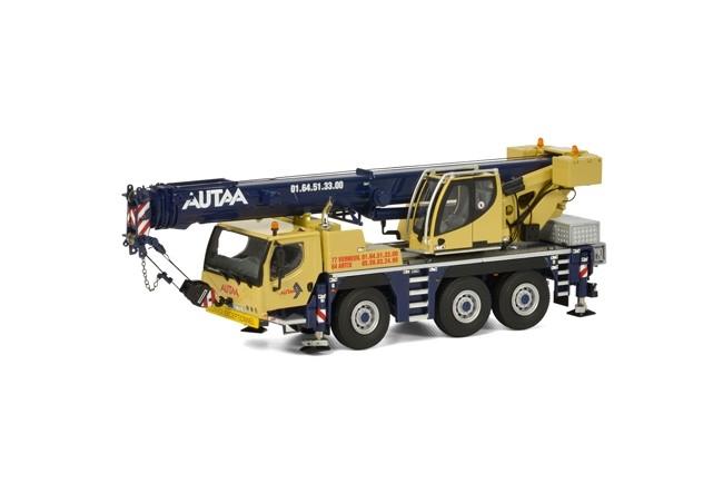 Liebherr LTM 1050 3.1 Autaa