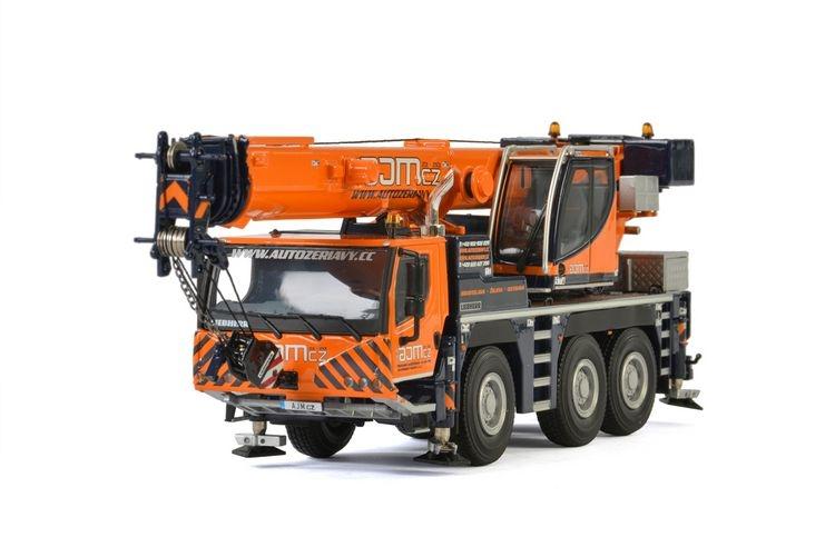 Liebherr LTM 1050 3.1 Autojeraby Malina