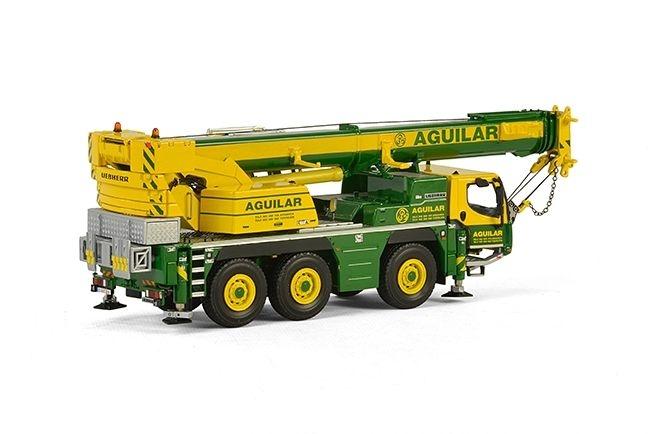 Liebherr LTM 1050  3.1 Graus Aguilar