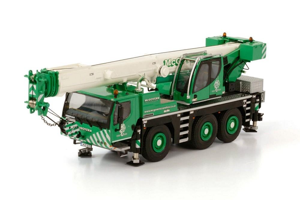 Liebherr LTM 1050-3.1 McGovern Crane Hire