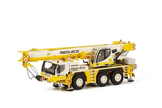 Liebherr LTM 1050 -3.1 Mediaco
