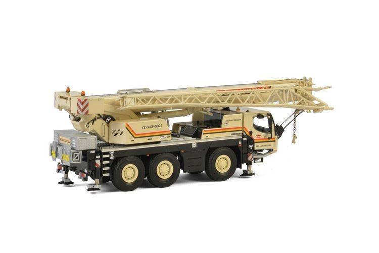 Liebherr LTM 1050 E. Helaakoski Oy