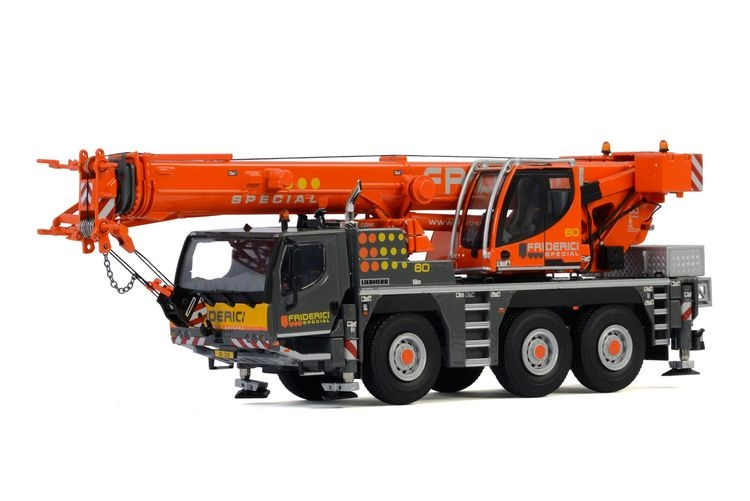 Liebherr LTM 1050 Friderici