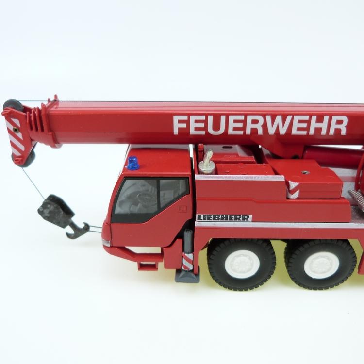 Liebherr LTM 1060/2 Feuerwehr