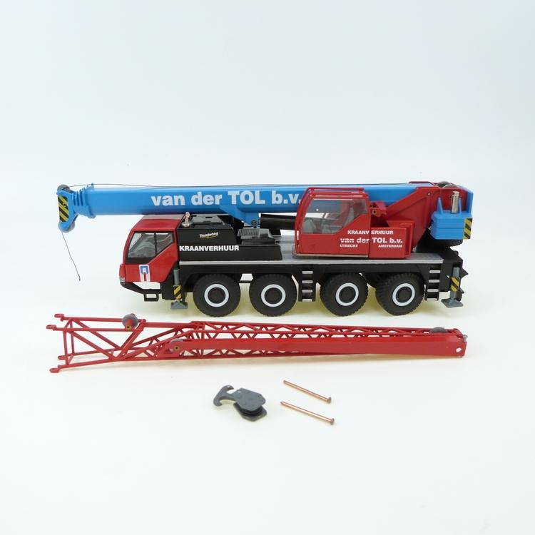 Liebherr LTM 1060/2 van der TOL b.v.