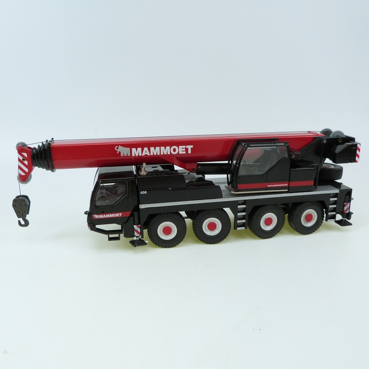Liebherr LTM 1070-4.1 Mammoet