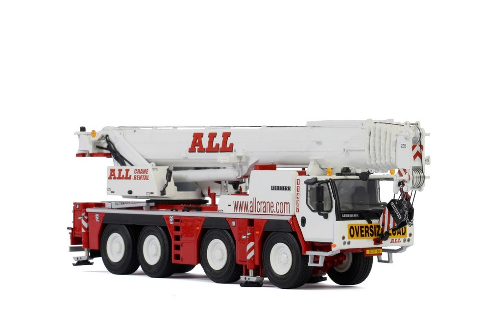 Liebherr LTM 1090-4.2 All Crane Hire