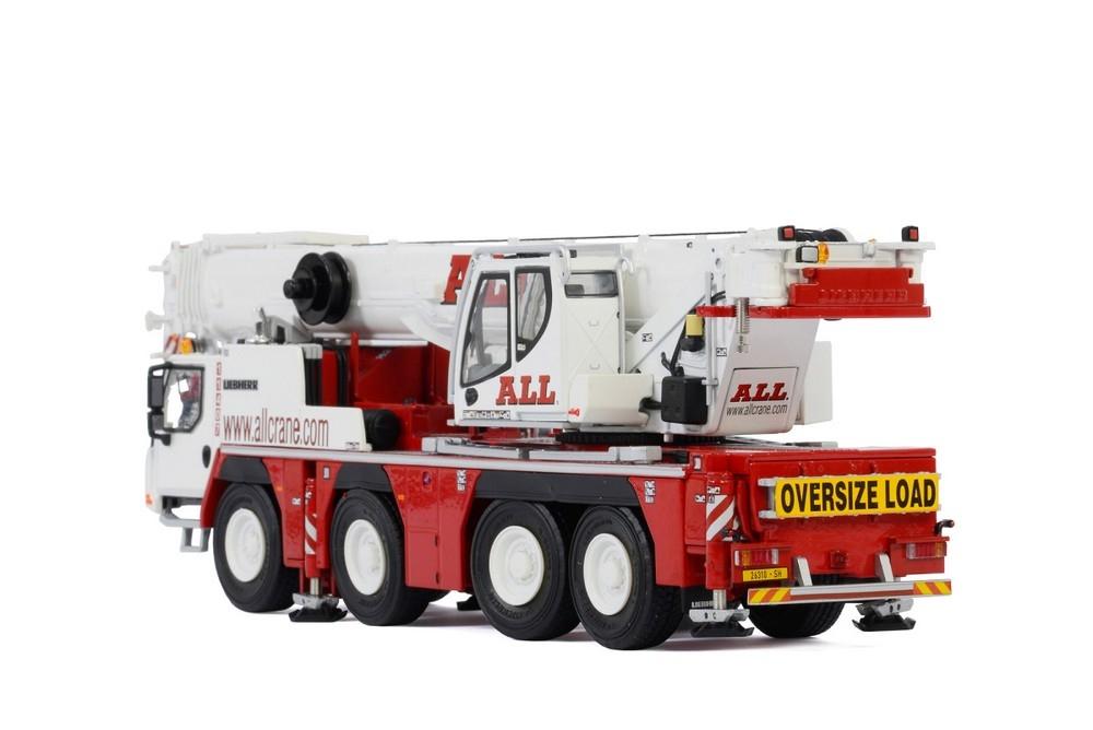 Liebherr LTM 1090-4.2 All Crane Hire