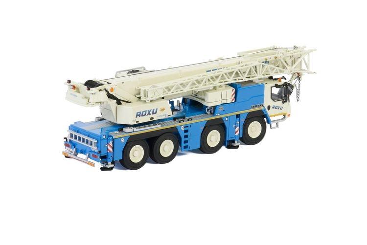 Liebherr LTM 1090-4.2  Gruas Roxu