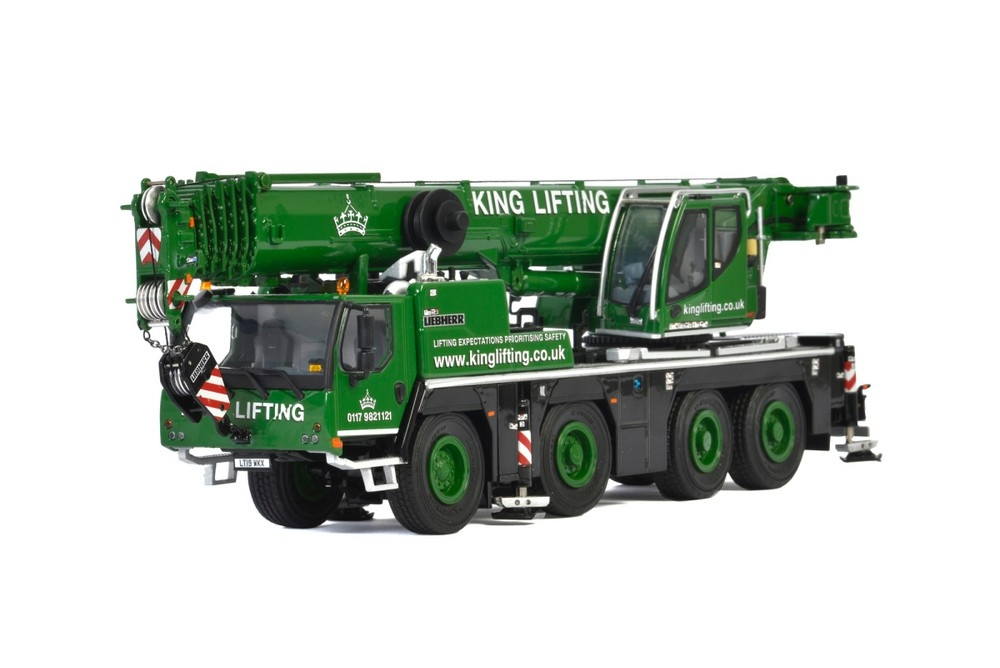 Liebherr LTM 1090 4.2 King Lifting