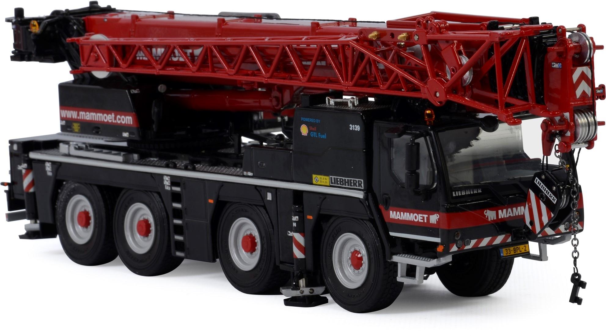 Liebherr LTM 1090-4.2 Mammoet