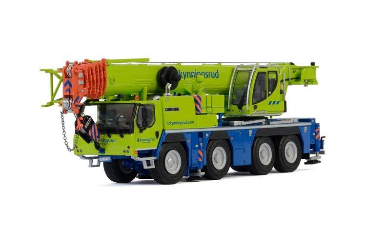 Liebherr LTM 1090-4.2 Nordic Crane Kynningsrud