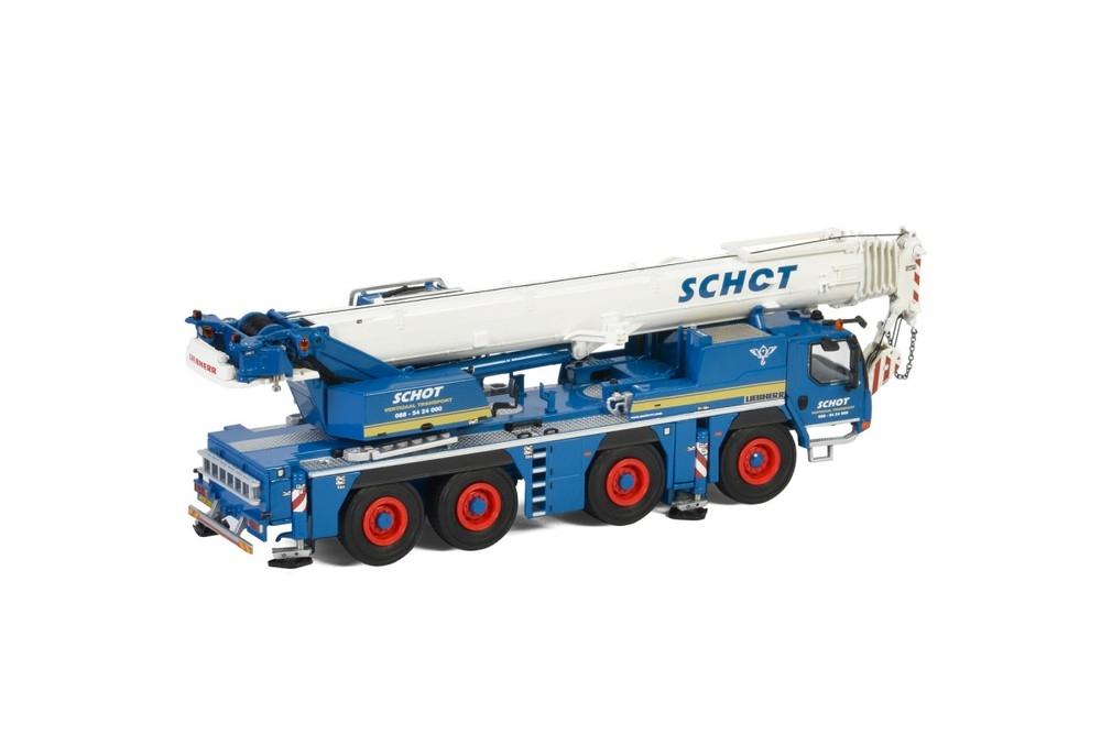 Liebherr LTM 1090-4.2 Schot