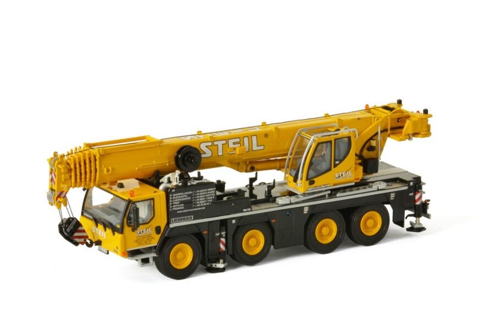 Liebherr LTM 1090-4.2  Steil