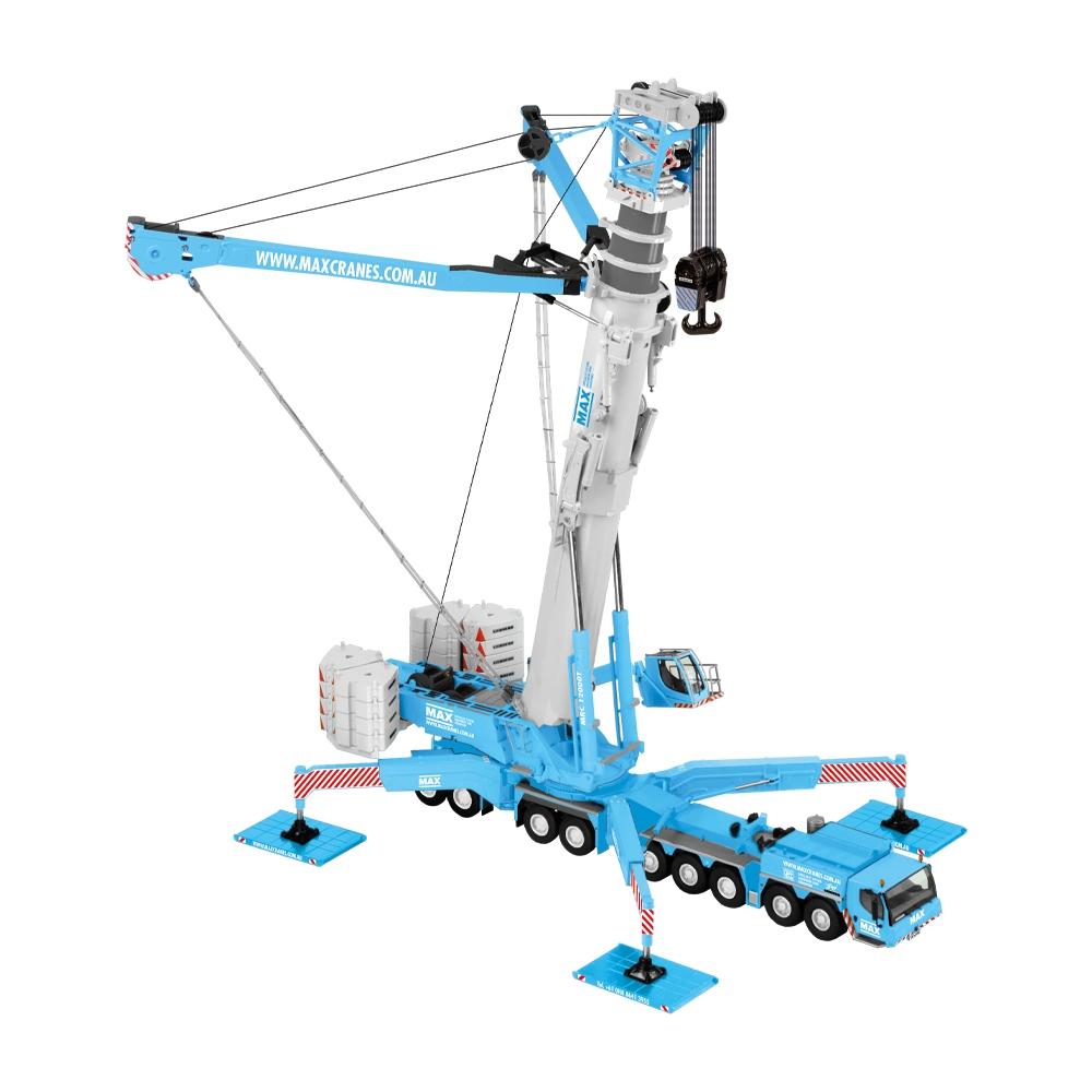 Liebherr LTM 11200 9.1  Max Cranes