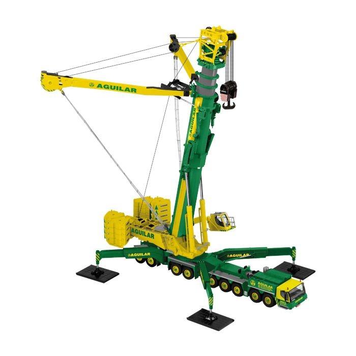 Liebherr LTM 11200-9.1  mobile crane  Aguilar