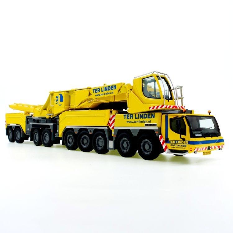 Liebherr LTM 11200-9.1 Ter Linden