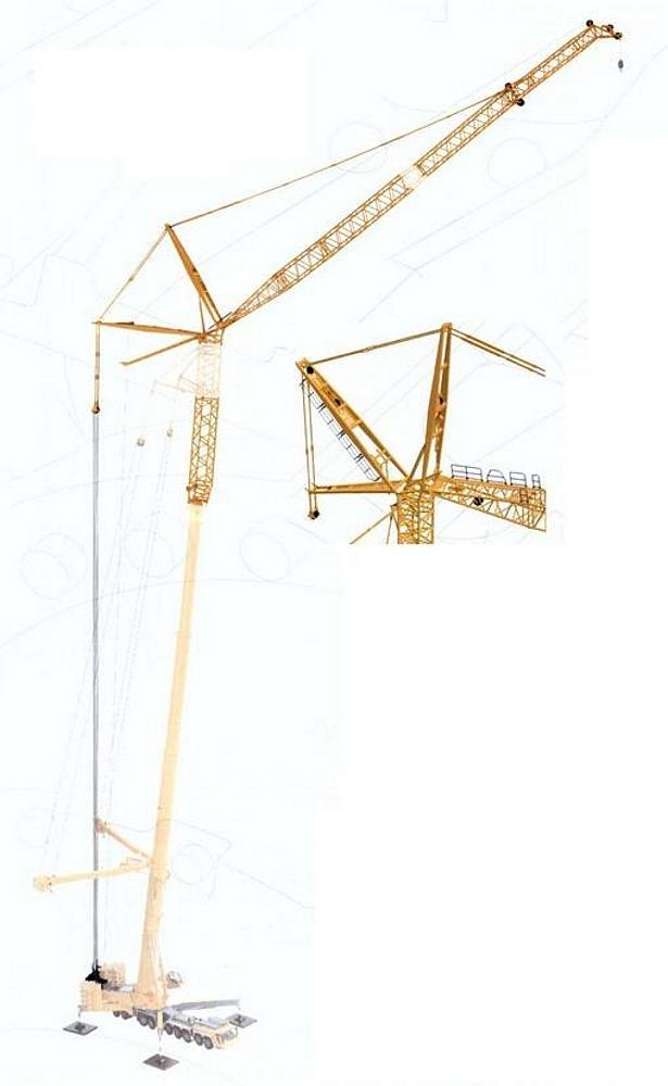 Liebherr LTM 11200 9.1 WIPPE 54m