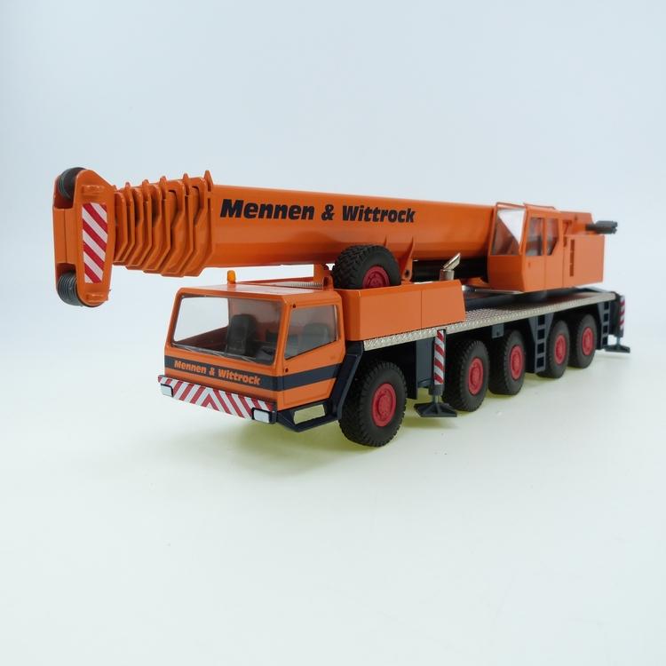 Liebherr LTM 1160/2  Mennen & Wittrock