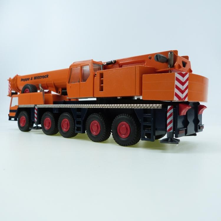 Liebherr LTM 1160/2  Poppe & Wittrock