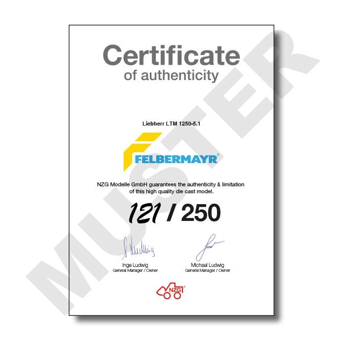 Liebherr LTM 1250 5.1 Mobilkran FELBERMAYR