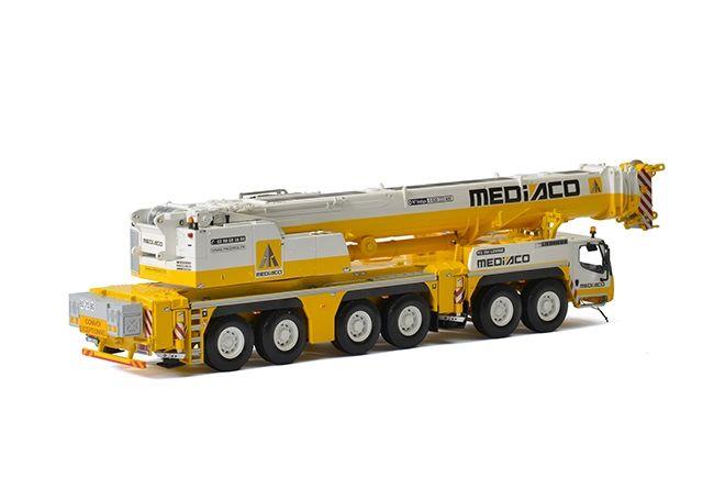 Liebherr LTM 1350  6.1 Mediaco