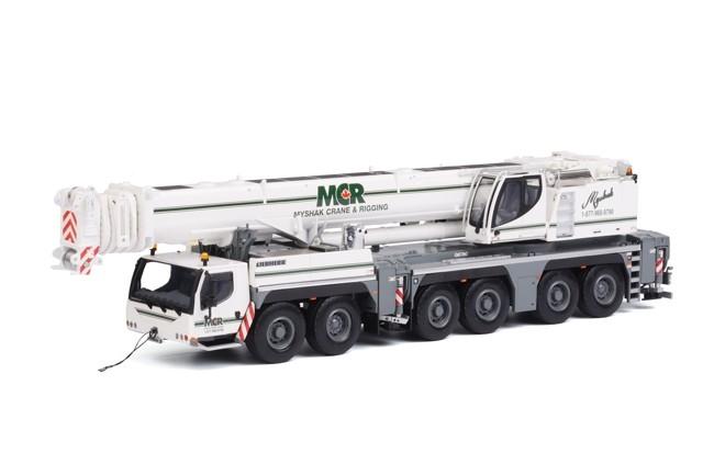 Liebherr LTM 1350  6.1 Myshak