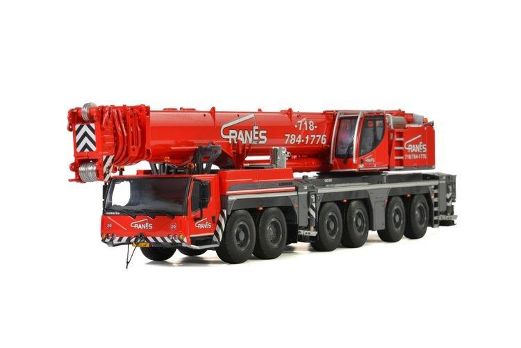 Liebherr LTM 1350 Cranes Inc