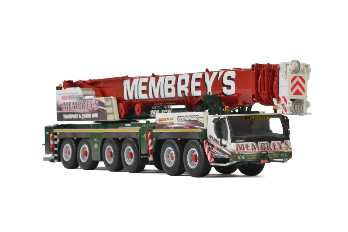 Liebherr LTM 1350 Membreys