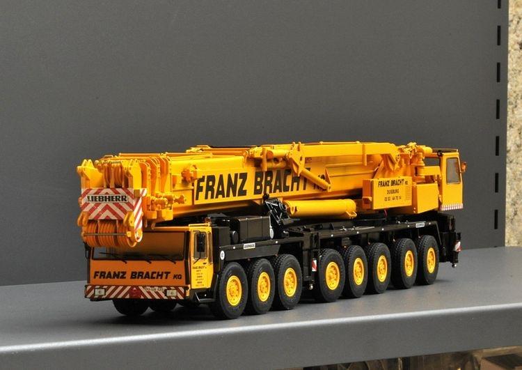 Liebherr Ltm 1400 Autokran Franz Bracht Ycc 150 Ycc 792 4 2