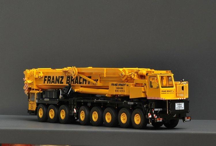 Liebherr LTM 1400 Autokran Franz Bracht