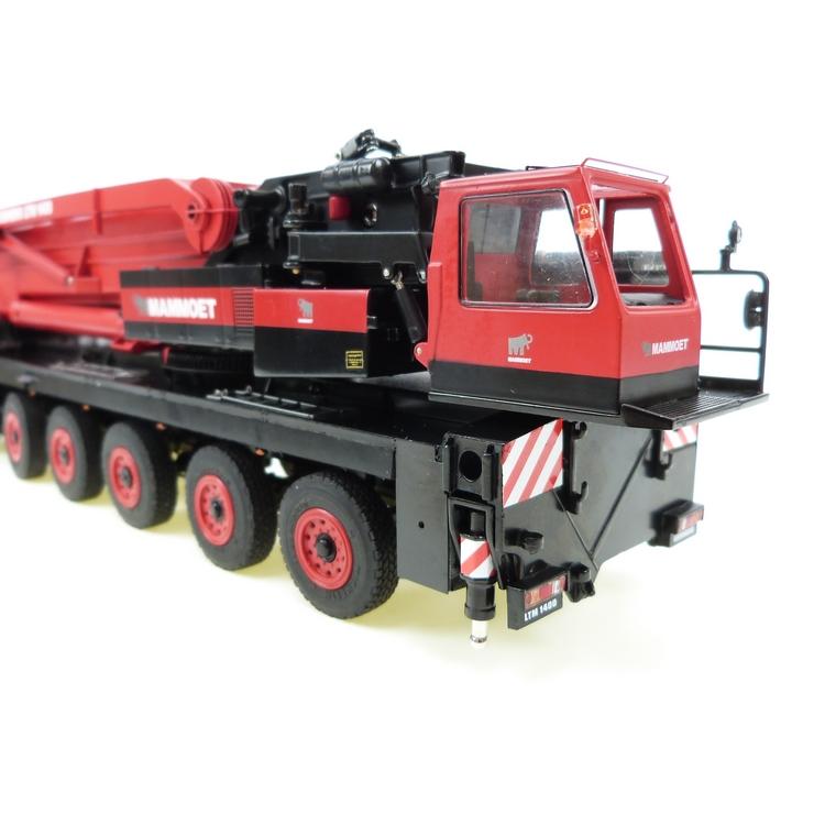 Liebherr LTM 1400 Mammoet