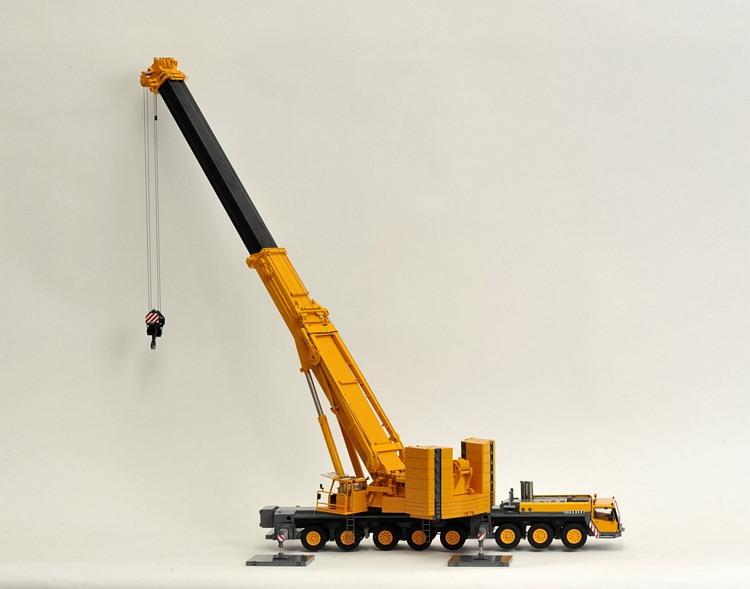 Liebherr LTM 1400 Mobile Crane YCC 1:50 ycc 790 1
