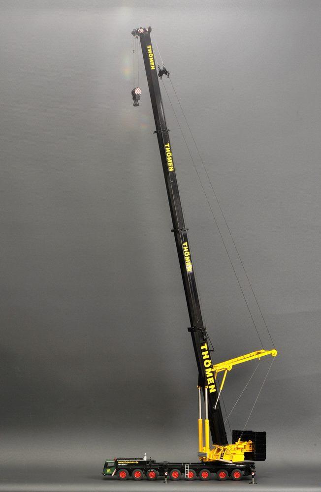 Liebherr  LTM 1400 Mobile Crane Thömen