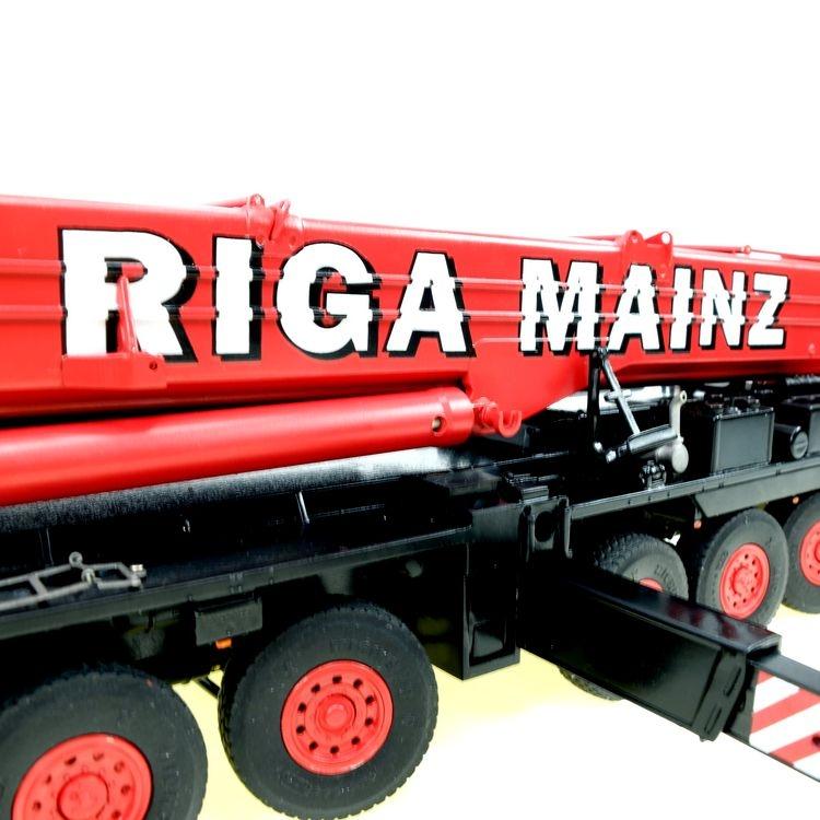 Liebherr LTM 1400 RIGA MAINZ