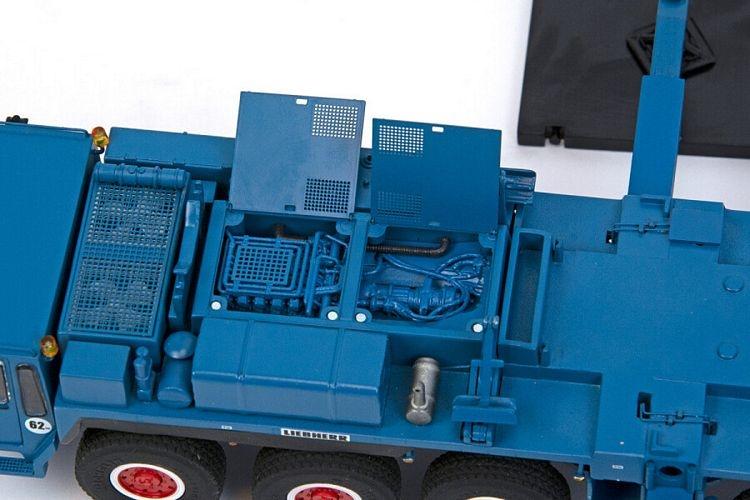Liebherr LTM 1400 Sarens classic edition