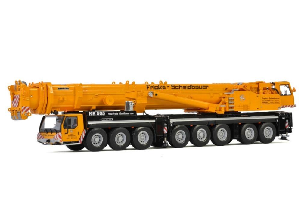 Liebherr LTM 1500-8.1 Fricke-Schmidbauer