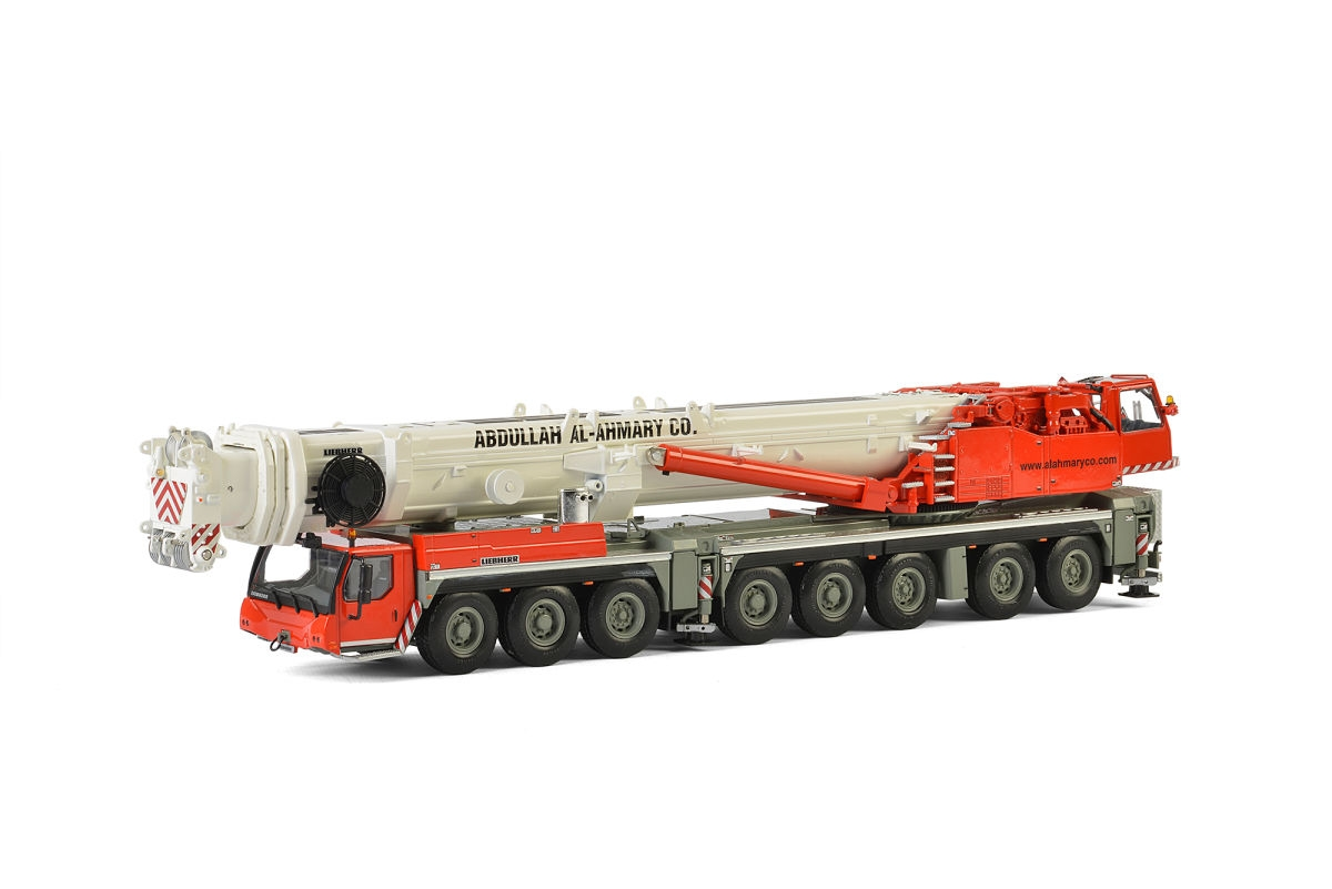 Liebherr LTM 1500 Al Ahmary Co